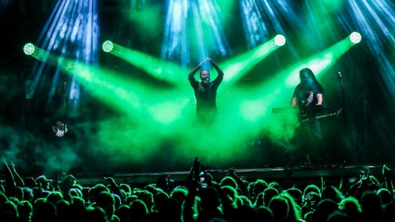 KÕRV PEALE   Hard Rock Laager avalikustas veel kolm 2018. aasta festivali artisti