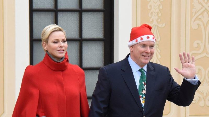 Monaco vürsti kitsuke päkapikumüts püüdis pilke