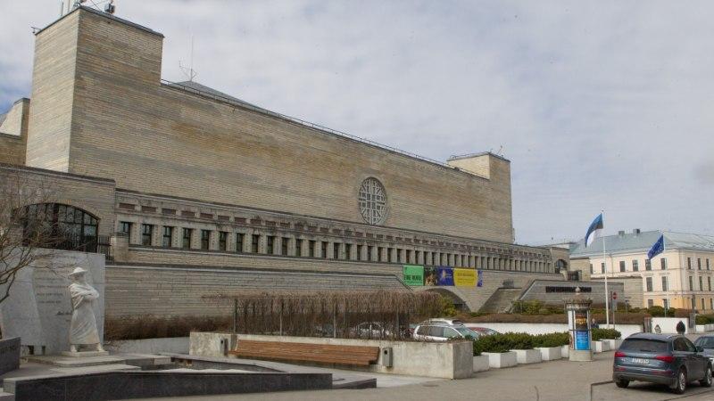 SADA SÜNDMUST, MIS MÕJUTASID EESTIT | 59. koht: monumentaalne kirjasõna tempel rahvusraamatukogu