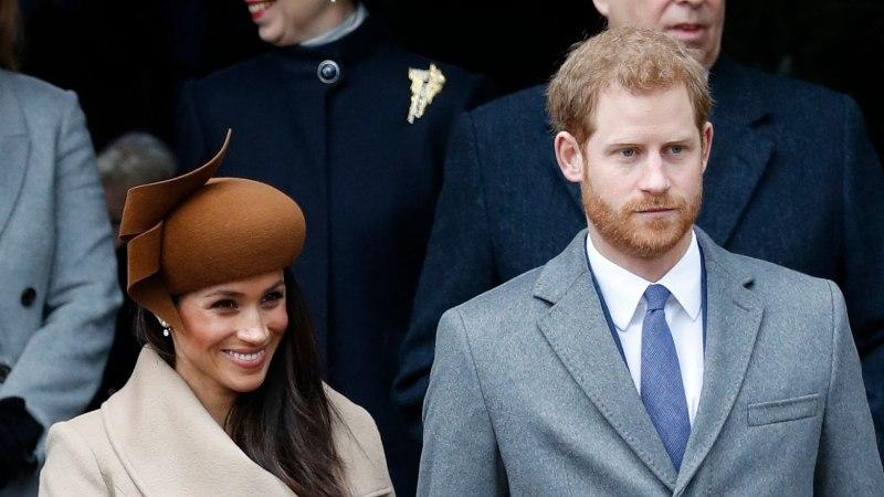 Kuninglikke jõule varjutas prossiprohmakas: kas Kenti printsess tahtis prints Harry pruuti solvata?