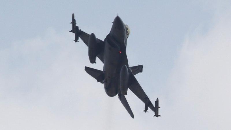 Kuulsid imelikku mürinat? Õhuturbe hävitajate piloodid harjutavad Eesti õhuruumis