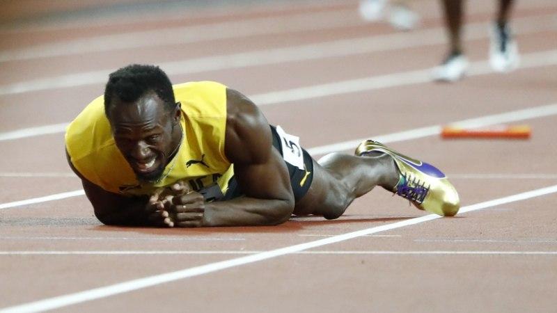 Maailma sport 2017: Bolti luigelaul varjutas vanameistrite vägeva aasta