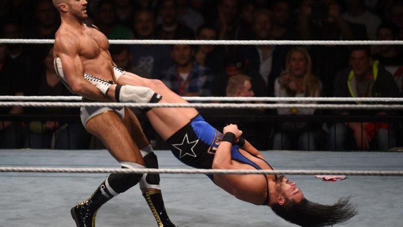TOP 10   Need olid parimad WWE maadlejad aastal 2017
