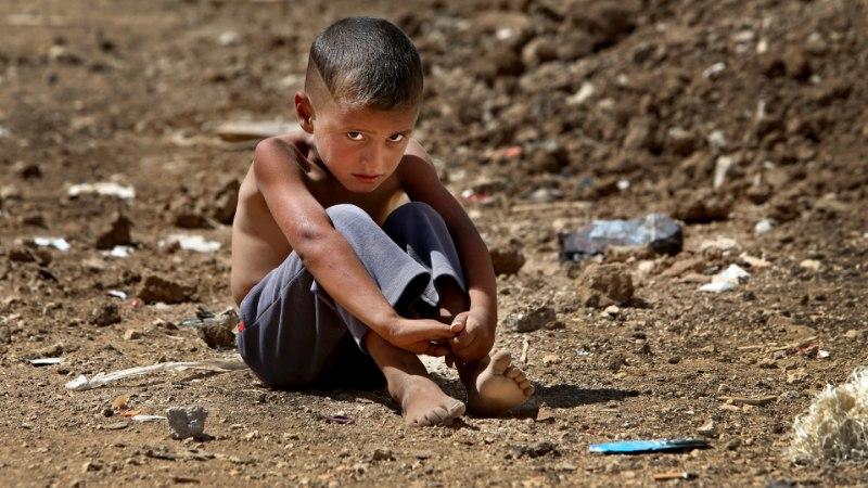 UNICEF: lastevastane vägivald konfliktipiirkondades on šokeeriva ulatusega