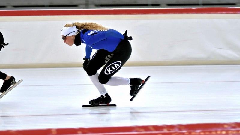 Marten Liiv ja Saskia Alusalu on Eesti kiiruisutamist 50aastase vahe järel olümpiale viimas!