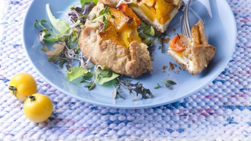 Mõnusad pirukad ehk minigaletid röstitud köögiviljaga