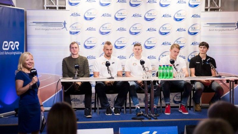 GALERII | Kergejõustikusari TV 10 Olümpiastarti pidas hooaja avaürituse