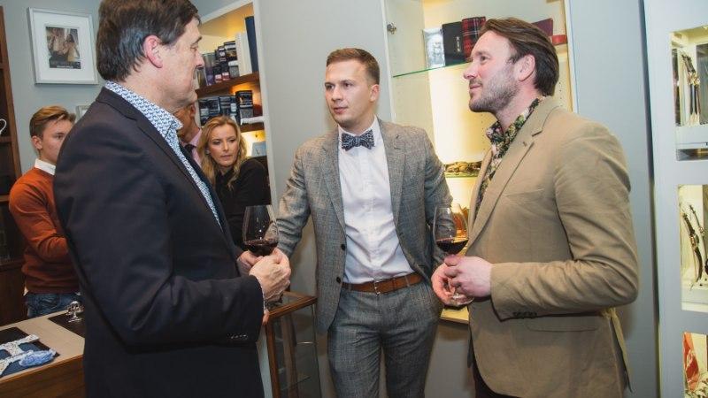 GALERII | GANT tähistas peoga kümnendat tegutsemisaastat Eestis