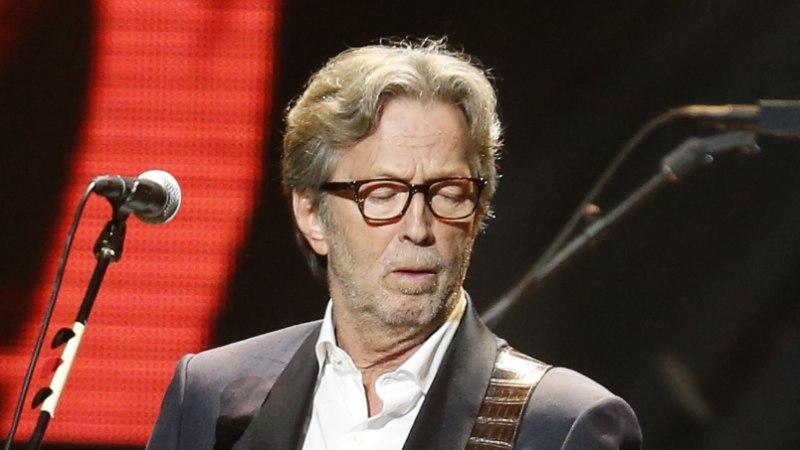 Eric Clapton pihib heroiini- ja alkoholisõltuvusest