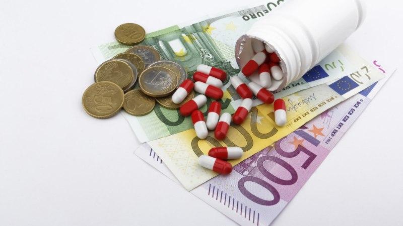 Uuest aastast säästavad paljud retseptiravimitele kuluvat raha