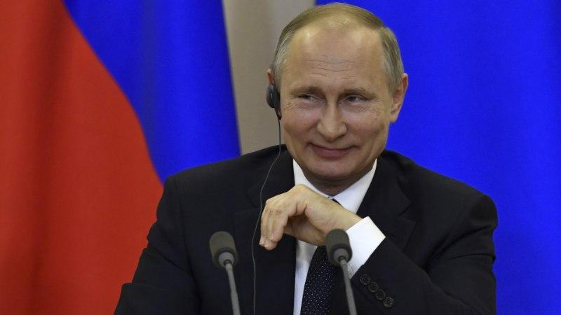ÜLLATUS! Arva ära, kes kandideerib Venemaa presidendivalimistel