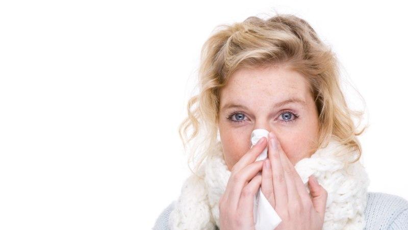 Haigestumine on tõusuteel: esimesed gripijuhtumid said laborist kinnituse