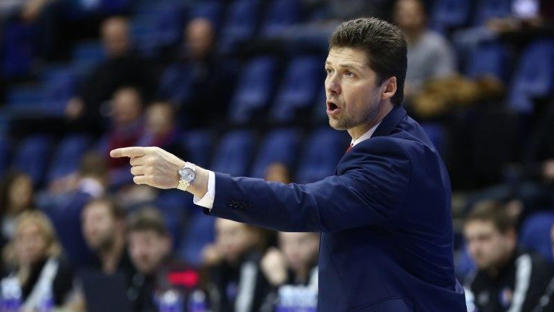 Donaldas Kairys: ka Leedu treeneritel on raske leida head klubi, olin poolteist aastat tööta!