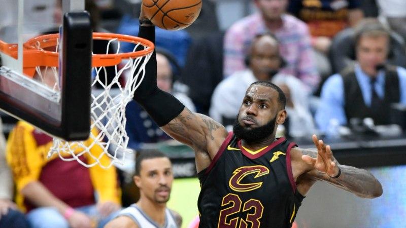 NII SEE JUHTUS | Sport 07.12: LeBron James talletas end taas ajalukku