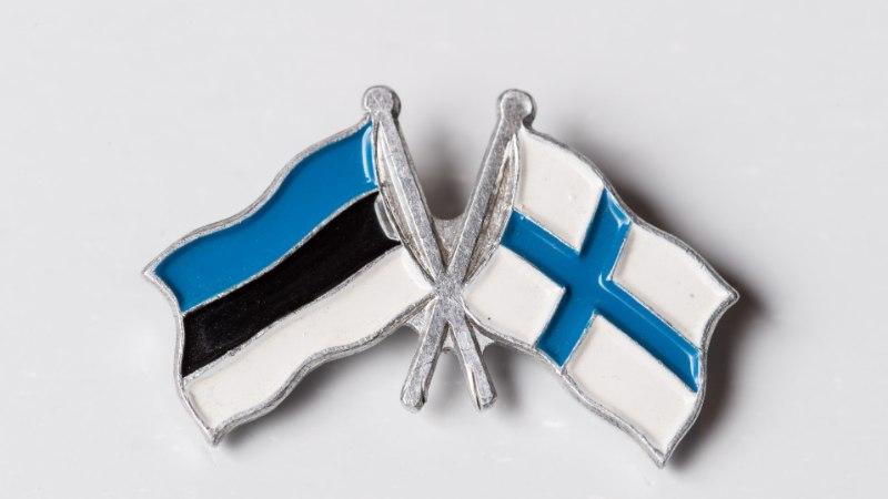 Soome suursaadik Eestis   Soome ja Eesti eesmärgid ühtivad