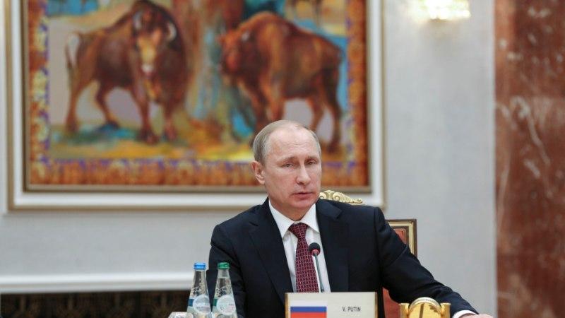 """""""Varsti on terve maailm Venemaa oma ja meie, venelased, oleme selle poolt!"""""""