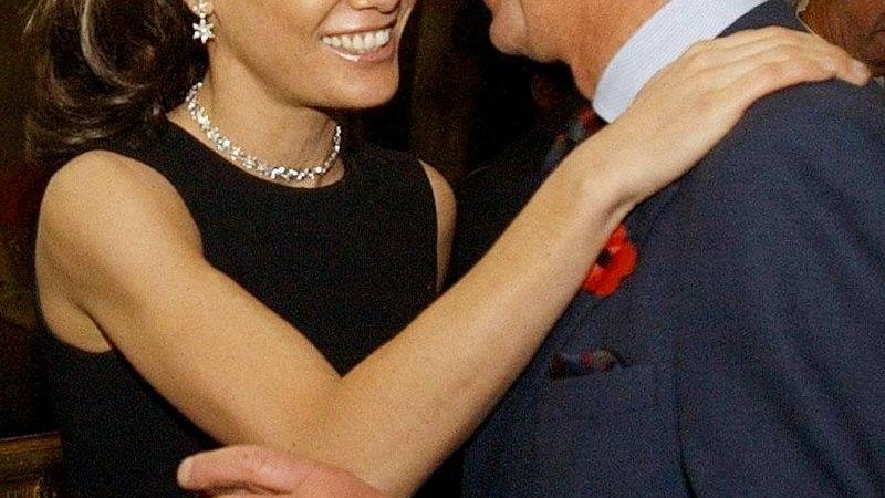 Prints Charlesi ristitütar valetas oma ajukasvaja kohta
