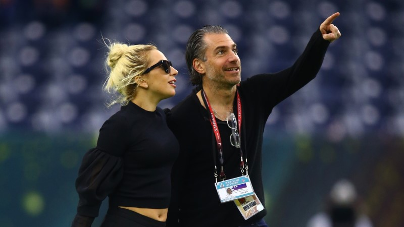 Lady Gaga süda tuksub uuele mehele