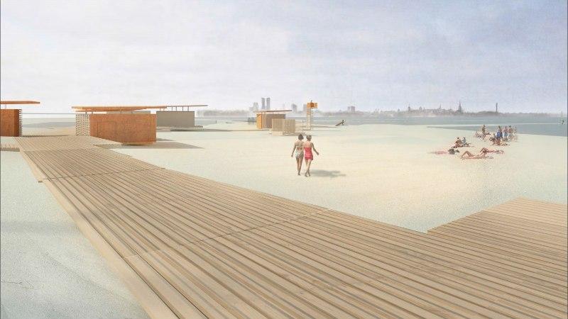 Milline võiks olla tuleviku Pirita rand?