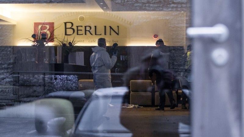 Tallinna südalinna hotellis kärgatas päise päeva ajal lask