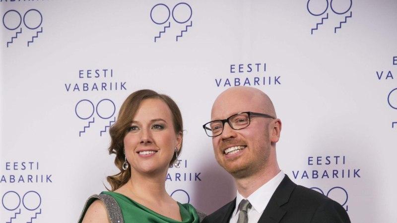 Jüri Pootsmann: tegelikult sai kutse vastuvõtule esimesena hoopis ema