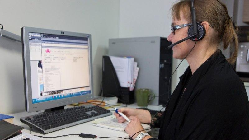 Ööpäevaringne abi perearsti nõuandetelefonilt 1220