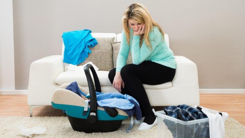 Kuidas mõjutab sünnitusjärgne depressioon lapsi?