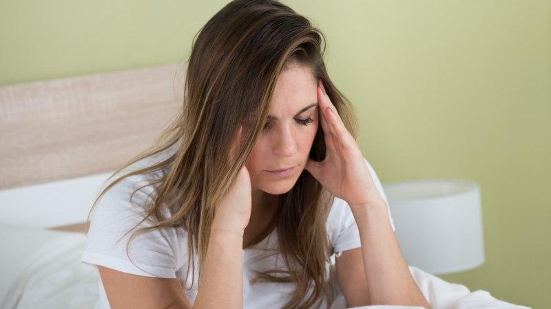 Ettevaatust! Need tavalised tegevused võivad olla su peavalu põhjuseks!