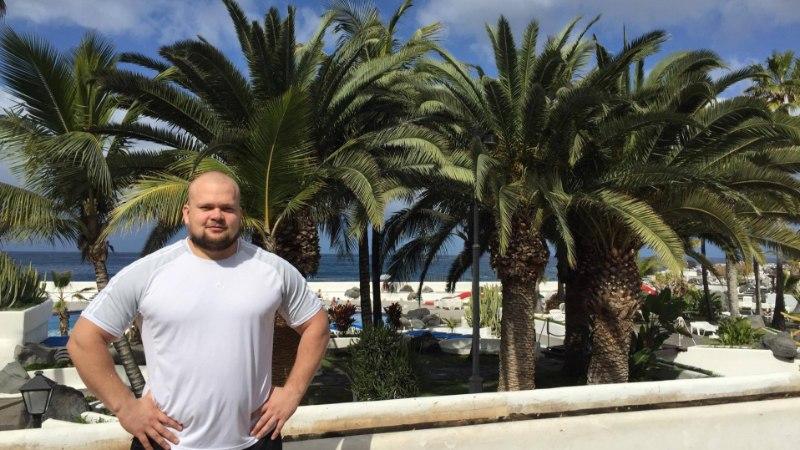 Mart Seimi selle aasta plaan: Tenerife päikesekiirte toel EMi ja MMi medalite järele