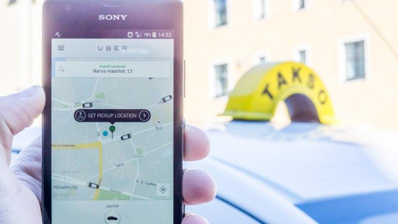 Taksojuhid: trahvige sõidujagajaid!