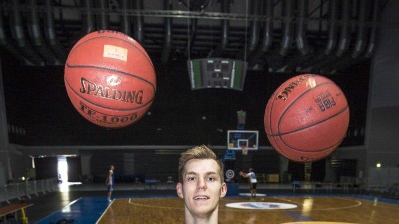 VIIES VEERANDAEG | Suur unistaja Janar Soo: arvasin, et hakkan korvpalli mängima kõige kõrgemal tasemel