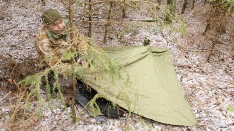 ÕHTULEHE VIDEOD | 21. SAJANDI METSAVENNAD VIII: kuidas leida metsas öömaja?