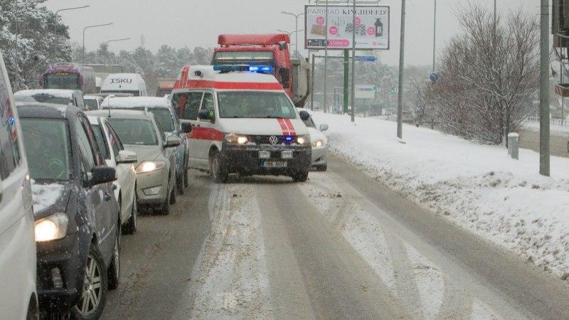 Kiirabi päästis ligi sada alajahtunut