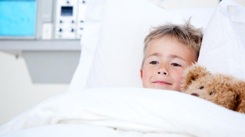 Viieaastane poiss sai operatsioonil raske ajukahjustuse