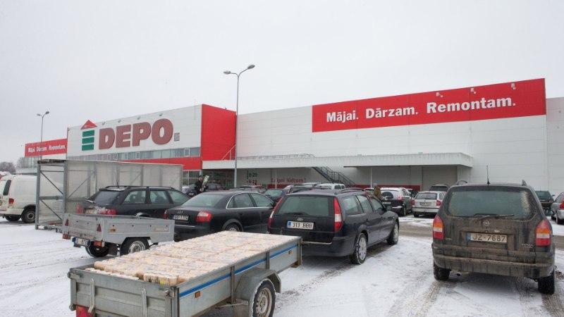 Osturalli Lätis: eestlaste hordid panid Valmiera ehituskaupluse sõnaraamatuid ostma!