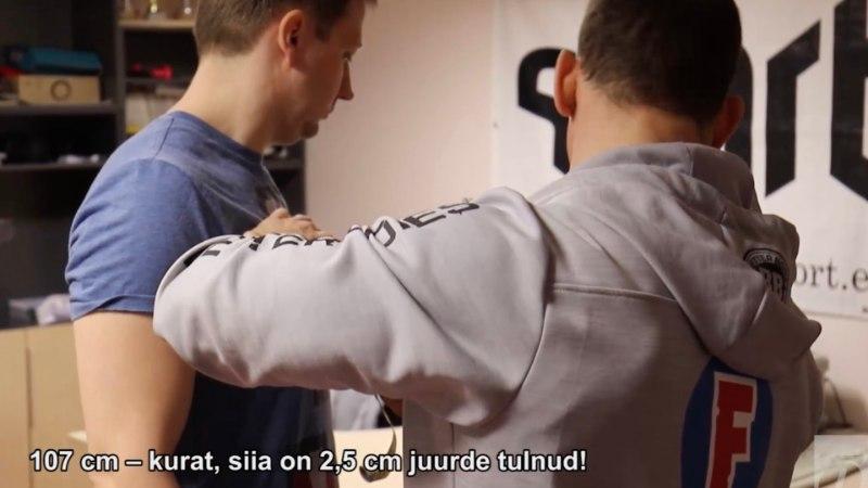 ÕHTULEHE EKSPERIMENT | Miks ajasid kaalulangetaja esimese kuu tulemused Ott Kiivika vanduma?