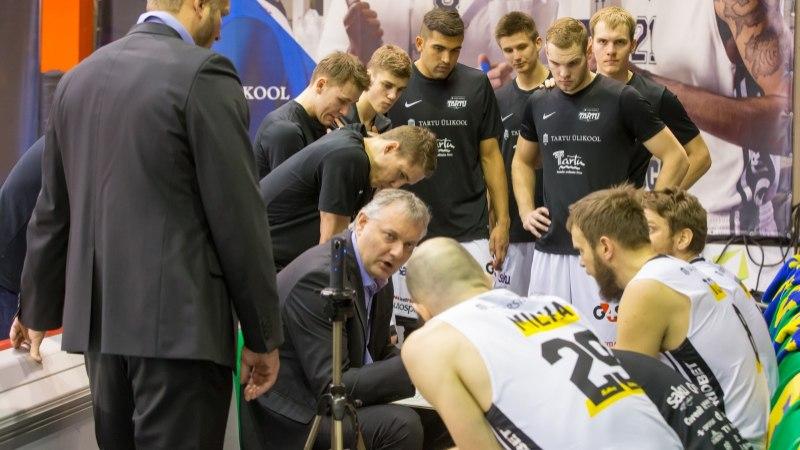Viljar Voog | Õnnitlused, Tartu Ülikool, Eesti korvpallimeister!