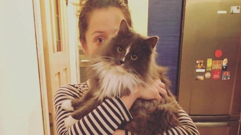 AITÄH ABISTAJATELE! Vabarnad said oma kassikese varjupaigast kätte!