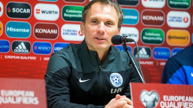 Reim teatas koondise: Kaljust rohkem mehi kui Florast, Levadia jalgpallurid jäid kutseta