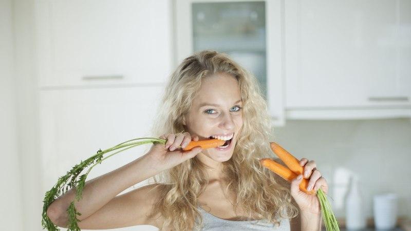 Kevadväsimuse põhjustab vitamiinipuudus