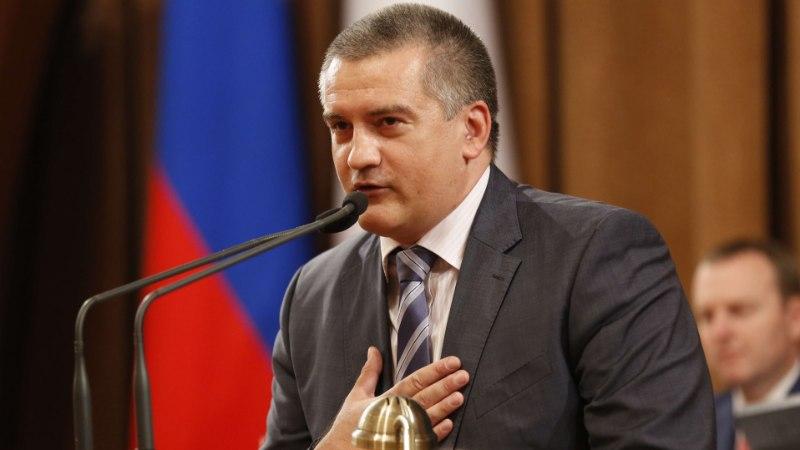 Krimmi juht pahane: kõik riigid peaks Eurovisioni boikoteerima!