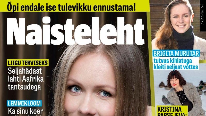 """Kristina Papsejeva: """"Naudingutest rääkimine on loomulik."""""""