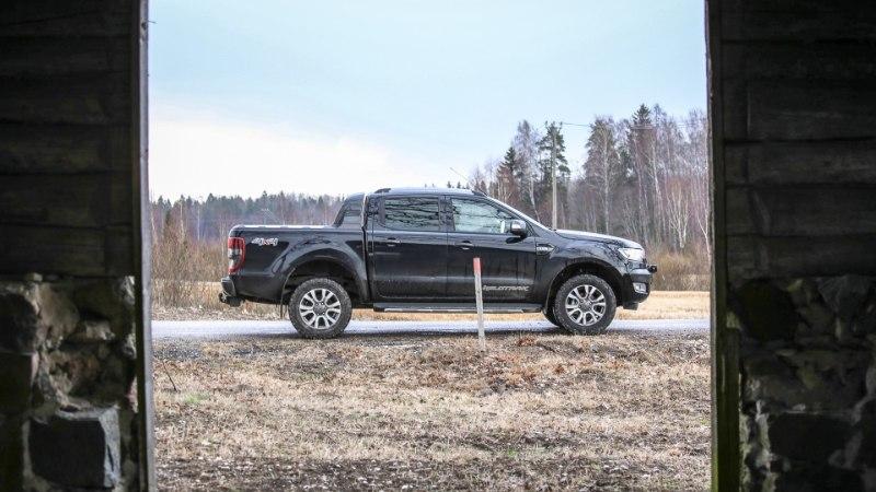 Ford Ranger, suursaadik ehedate elamuste maailmast