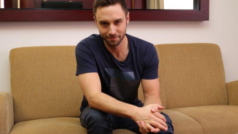 ÕHTULEHE VIDEO | Eurovisioni võitja Måns Zelmerlöw on võetud mees: ma olin kolm aastat vallaline ja ootasin seda õiget