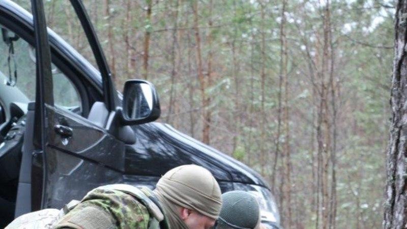FOTOD | Eestit külastas USA piirivalve juhi kohusetäitja Kevin McAleenan