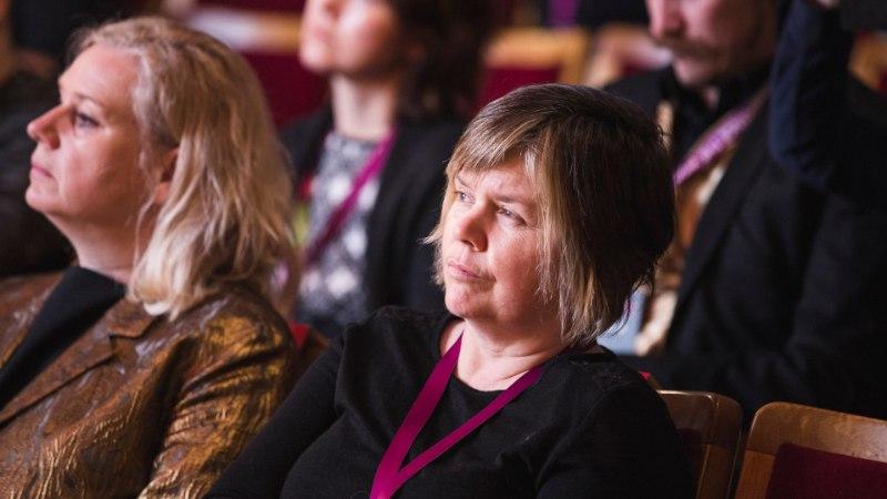GALERII | President Tallinn Music Weeki konverentsi avamisel: ajage latt kõrgeks, siis saab näha, kas kohalikud valimised saavad ka sellest üle!