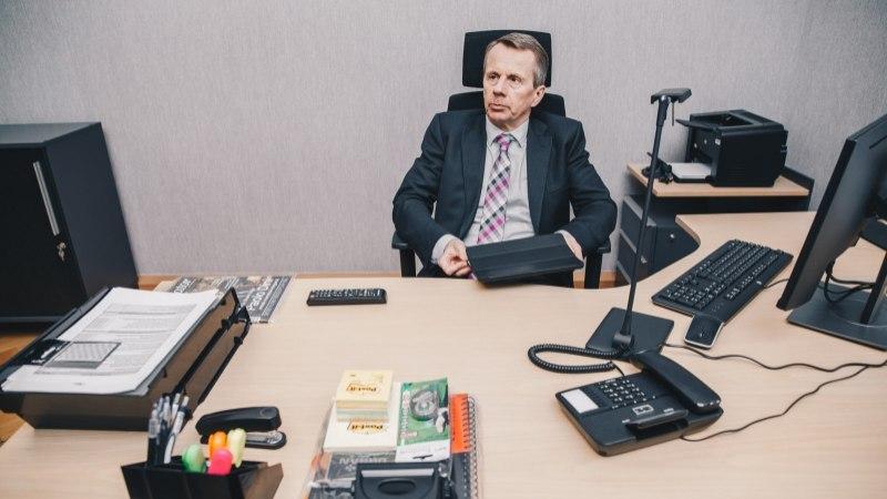 """Jürgen Ligi: """"Opositsioonis ei pea tegema teiste erakondadega lolle kompromisse."""""""