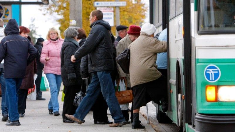 ÜKS KÜSIMUS: Mida klient saab teha, kui bussijuhil raadio üürgab?