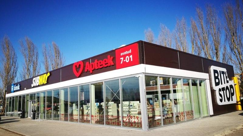 Täna Tartus avatav apteek on avatud hiliste öötundideni