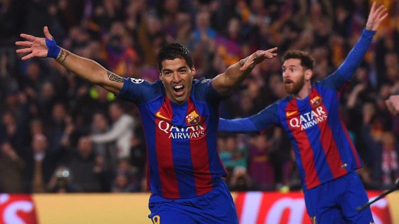 ÕHTULEHE REPORTAAŽ BARCELONAST | Imelise meeskonna sepistatud ainulaadne jalgpallireliikvia joovastas Barcelona